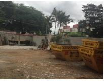 procuro limpeza de terreno para construção na Vila Santa Tereza