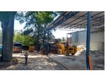 procuro retirada de terra de terreno em São Bernardo Novo