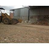 Remoção de terra empresas especializadas na Vila Apiay