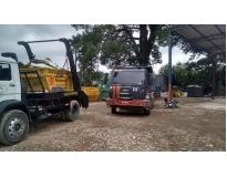 remover lixo com caçamba na Vila Pires