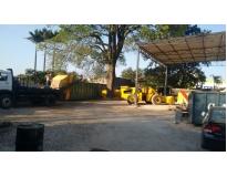 remover lixo com caçambas na Vila Progresso