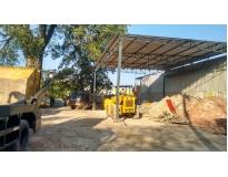 remover lixo com caçambas no Parque Novo Oratório