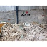 Remover lixo de obra empresas especializadas no Jardim do Carmo