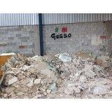 Remover lixo de obra empresas especializadas no Parque Oratório