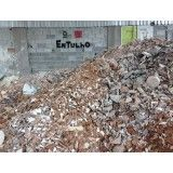 Remover lixo de obra onde contratar no Bairro Paraíso