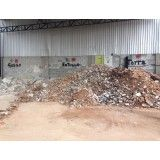 Remover lixo de obra quanto custa no Jardim Bela Vista
