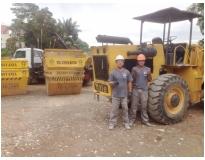 retirada de terra de terreno preço na Vila Alice