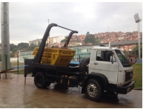 retirada de terra de terrenos na Vila Clarice