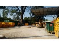 retirada de terra de terrenos na Vila Progresso