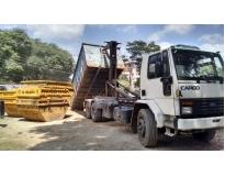 serviço de remoção de lixo com caçamba na Vila Guaraciaba