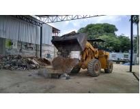 serviço de remoção de lixo com caçamba preço em Baeta Neves