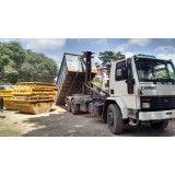 Valor de serviço de locação de caçamba de lixo na Vila Lutécia