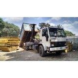 Valor de serviços de remoção de terra na Vila Eldízia