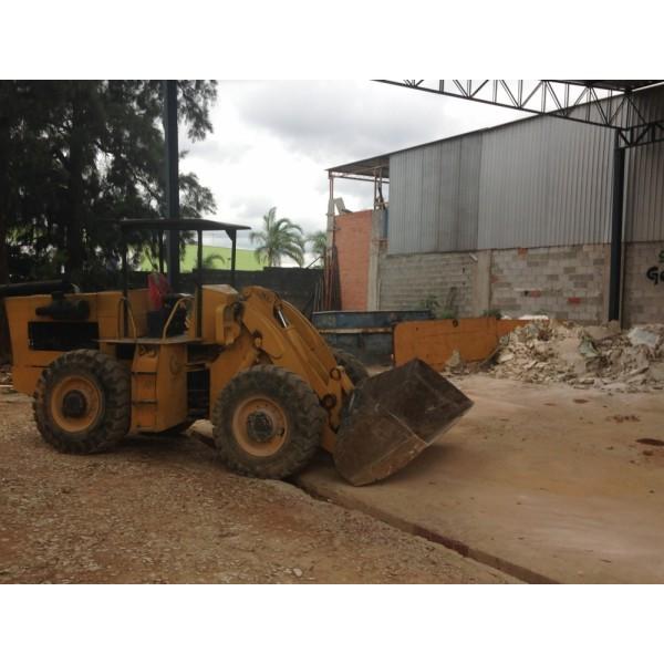 Valor de Serviço de Locação de Caçamba para Entulho na Vila Pires - Caçamba de Entulho em São Bernardo