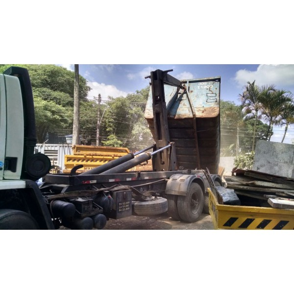 Valor para Locação de Caçamba na Vila Junqueira - Locação de Caçamba Preço